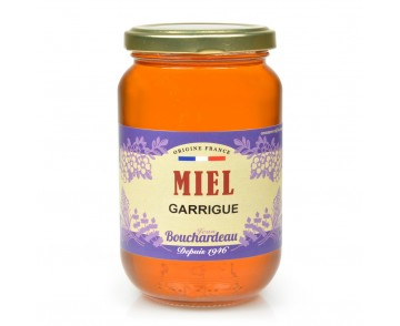 MIEL GARRIGUE FRANCE PV 500G