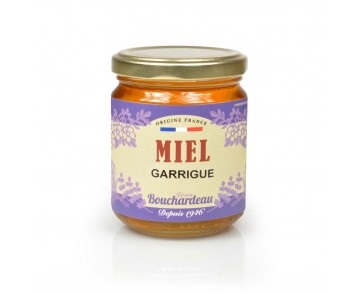 MIEL GARRIGUE FRANCE PV 250G