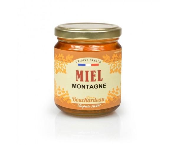 MIEL MONTAGNE FRANCE 250G