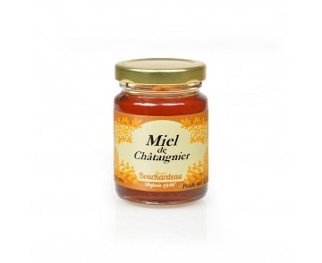MIEL CHATAIGNIER FRANCE PV 125G