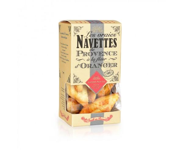NAVETTES FLEURS D'ORANGER 130G